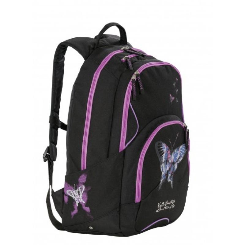 Рюкзак 4you flow бабочка городской рюкзаки с одной лямкой
