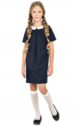 Платье трикотажное 16NR059T